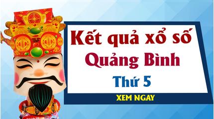 XSQB 29/10 - Kết quả xổ số Quảng Bình hôm nay thứ 5 ngày 29/10/2020