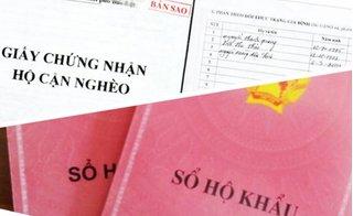 Thanh Hóa: Thanh tra việc vợ con cán bộ xã 'lạc' vào danh sách hộ nghèo