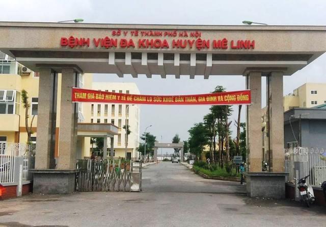 Mê Linh: 39 công nhân nhập viện nghi bị ngộ độc thực phẩm