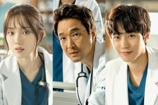Top phim đề tài bác sĩ hay nhất Hàn Quốc