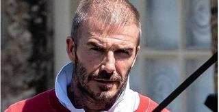 Tin tức thể thao nổi bật ngày 15/5/2020: Beckham lộ ảnh già nua ở tuổi 45