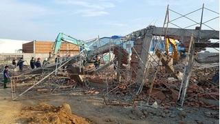Thủ tướng gửi công điện khẩn vụ sập công trình ở Đồng Nai