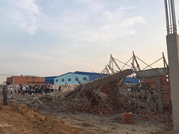 Vụ sập tường 10 người chết: Những sai phạm của đơn vị thi công