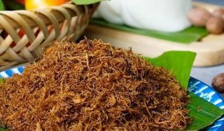 Mách bạn cách làm ruốc nấm hương thơm ngon, bổ dưỡng