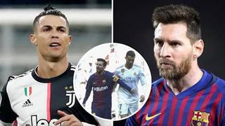 Messi và Ronaldo trắng tay ở giải thưởng giải The Best năm 2020