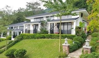 Dự án Onsen Villas (Hòa Bình): Chưa được cấp phép vẫn xây nhà rao bán