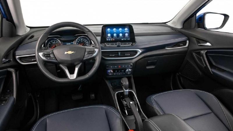 Chevrolet ra mắt xe giá rẻ, cạnh tranh HR-V và Kona2