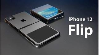 Ngắm iPhone 12 Flip màn hình gập xuất sắc, đẹp không tỳ vết