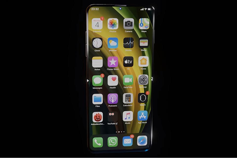 Ngắm iPhone 12 Flip màn hình gập xuất sắc, đẹp không tỳ vết 4