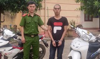 Lợi dụng tin tưởng, thanh niên 9X ở Lạng Sơn trộm xe, điện thoại bán lấy tiền mua ma túy
