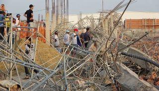 Tin tức trong ngày 15/5: Hỗ trợ các nạn nhân vụ sập tường ở Đồng Nai