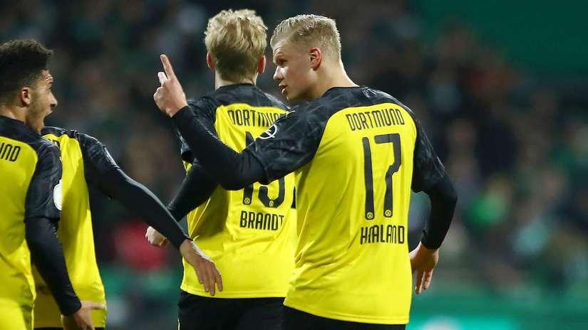 Borussia Dortmund mất một loạt cầu thủ quan trọng