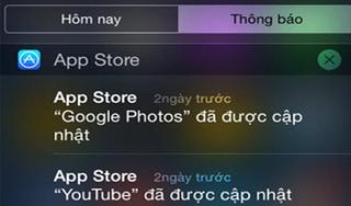 Hướng dẫn tắt nhanh các thông báo gây phiền phức cho bạn khi sử dụng iPhone