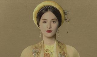 Trước Hoà Minzy, mỹ nhân này cũng từng được so sánh với Nam Phương Hoàng hậu