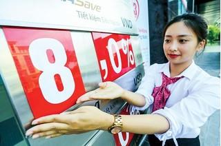 Lãi suất ngân hàng hôm nay 30/8, gửi online và gửi tại quầy cao nhất