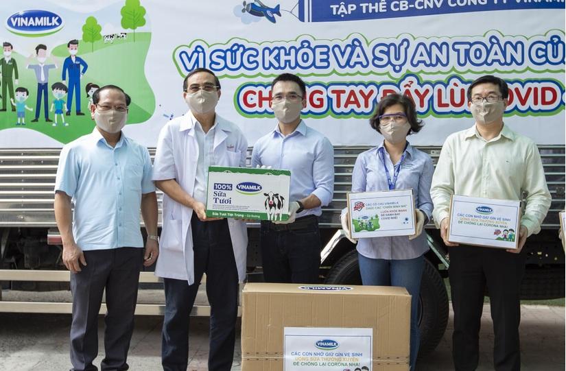 Vinamilk được các bạn trẻ bình chọn là thương hiệu nhà tuyển dụng hấp dẫn nhất Việt Nam