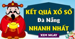 XSDNG 16/5 - Kết quả xổ số Đà Nẵng hôm nay thứ 7 ngày 16/5/2020