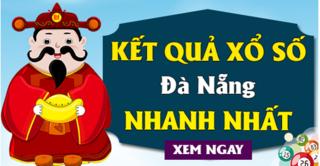 XSDNG 20/5 - Kết quả xổ số Đà Nẵng hôm nay thứ 4 ngày 20/5/2020