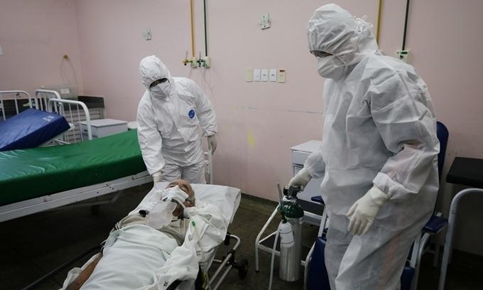 Khởi phát bệnh, khó phân biệt giữa Covid-19 và sốt xuất huyết