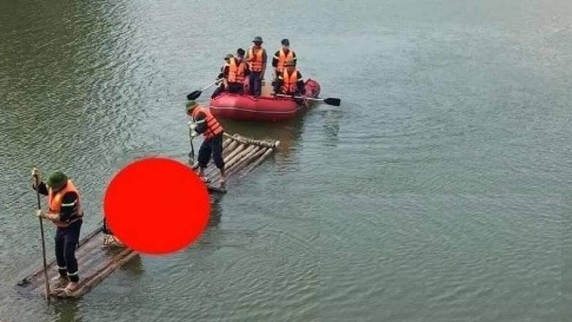Vớt được thi thể người đàn ông mất tích tại đập Nà Tâm