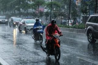 Tin tức thời tiết ngày 17/5/2020: Bắc Bộ có mưa dông, Nam Bộ nắng nóng