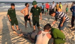 Đi tắm biển, 2 người ở Quảng Trị bị sóng cuốn tử vong