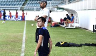 Tiền đạo Văn Toàn vắng mặt ở trận làm khách của DNH Nam Định
