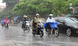 Tin tức thời tiết ngày 18/5/2020: Bắc Bộ có mưa rào và dông, Nam Bộ nắng nóng