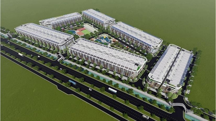 sai phạm Thuận Thành dự án khu dân cư Đình Tổ Luxury Homes