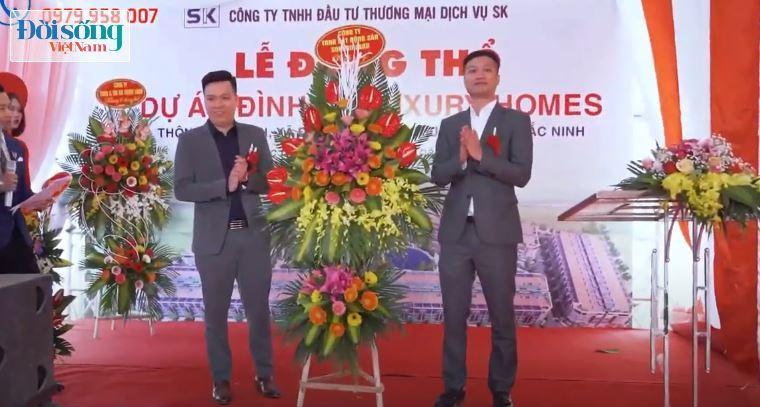sai phạm Thuận Thành dự án khu dân cư Đình Tổ Luxury Homes04
