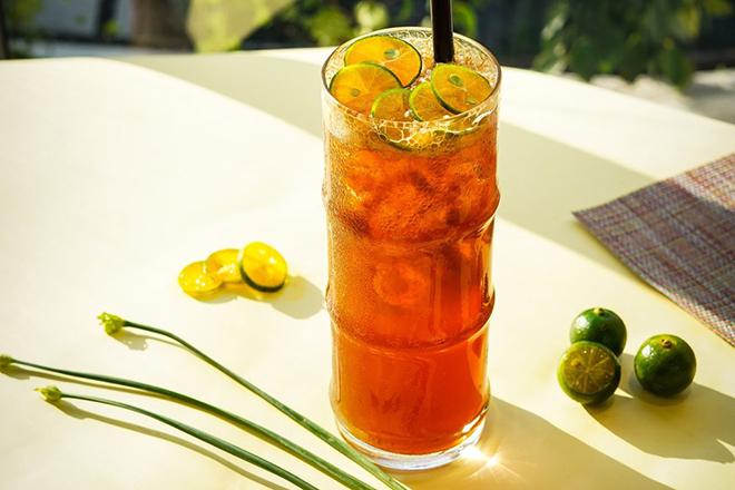 Cách làm trà quất mật ong thơm mát, giải khát ngày hè