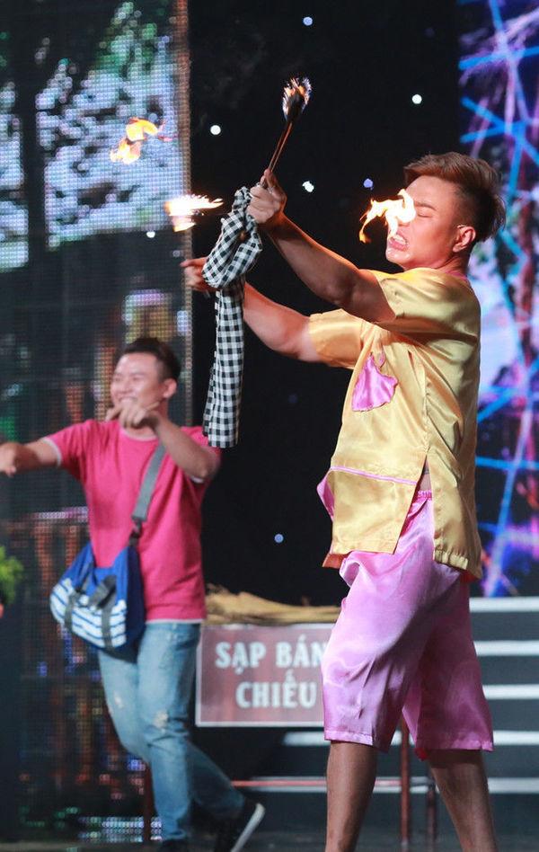 Những sao Việt bỏng nặng khiến người hâm mộ xót xa