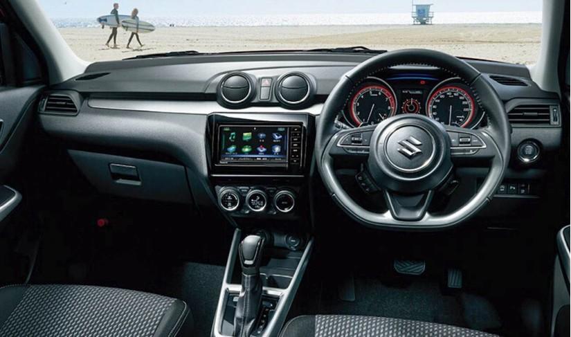Suzuki Swift 2020 vừa ra mắt được trang bị những gì?2
