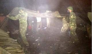 Hỏa hoạn thiêu rụi 3 căn nhà ở Lai Châu trong đêm