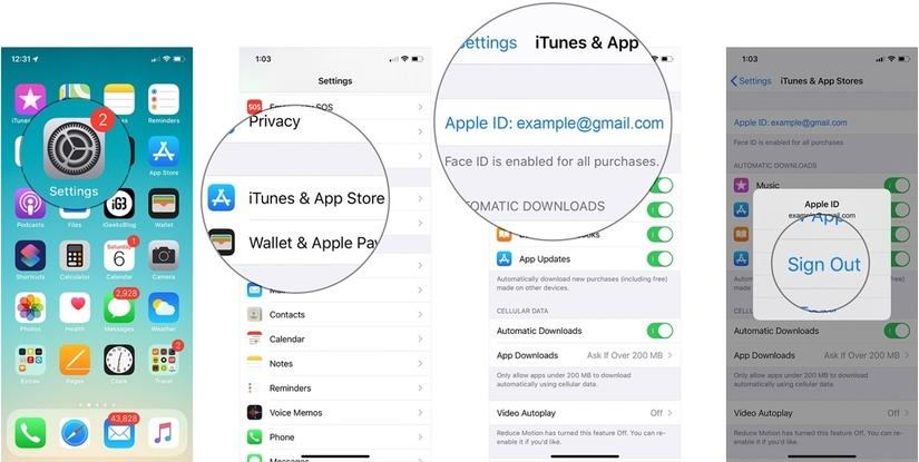 5 cách gỡ tài khoản Apple ra khỏi iPhone và iPad nhanh chóng và hiệu quả nhất
