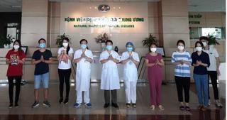 Thêm 3 bệnh nhân Covid-19 được công bố khỏi bệnh