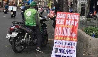 Mua bảo hiểm xe máy giá rẻ: Dễ vướng cảnh 'tiền mất tật mang'