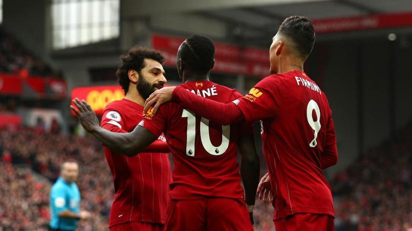 Liverpool nhận tin vui từ Ban tổ chức Premier League
