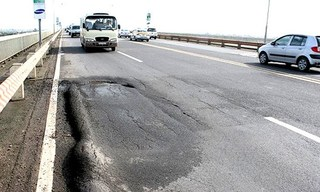 Lắp trạm cân xe tự động giá 35 tỷ trên cầu Thăng Long để truy phương tiện quá tải