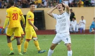 Cầu thủ nào đá thay Văn Toàn ở trận gặp DNH Nam Định?