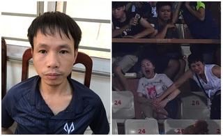 CĐV Nam Định đốt pháo sáng trên sân Hàng Đẫy lĩnh 4 năm tù