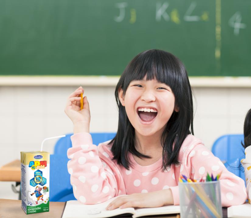 Có thực mới vượt được 'Co-vy', bí quyết dinh dưỡng cho bé vui khỏe khi quay lại trường