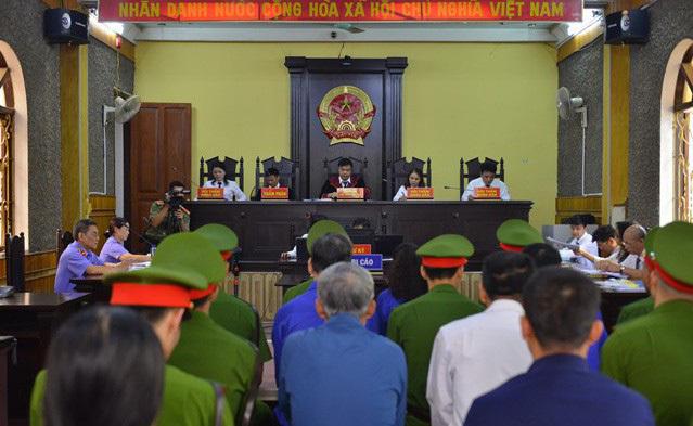 Ngày mai Sơn La mở lại phiên tòa sơ thẩm vụ gian lận thi cử THPT 2018