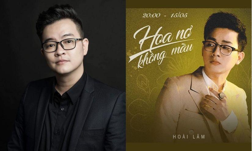 Lời bài hát Hoa nở không màu của nam ca sỹ Hoài Lâm