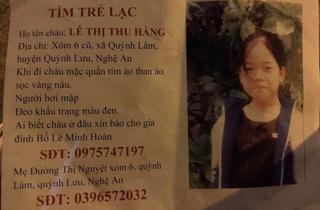 Nữ sinh 15 tuổi ở Nghệ An đi đâu trong 9 ngày mất tích bí ẩn?