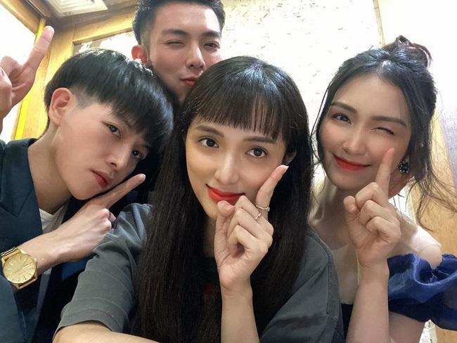 Hương Giang Idol bị bắt gặp hẹn hò với trai 'lạ'