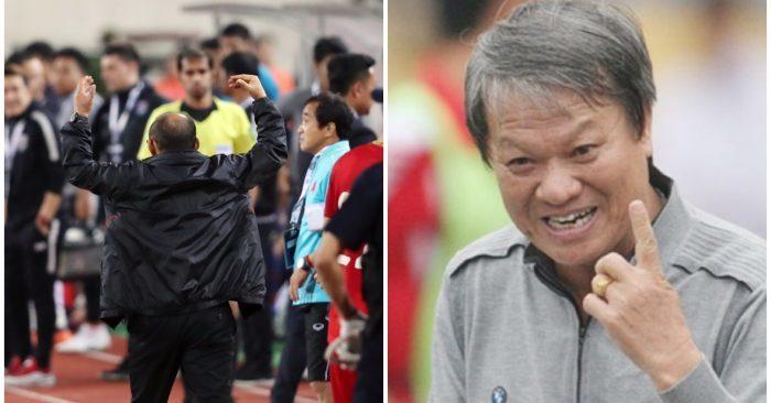 HLV Lê Thụy Hải chê bóng đá Việt Nam thiếu chuyên nghiệp