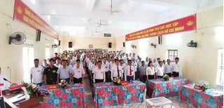Thái Bình: Một xã phải tổ chức đại hội lại vì gian lận phiếu bầu