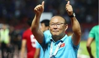 HLV Park Hang Seo đón tin vui từ cầu thủ thay thế Anh Đức