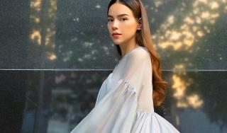 Hà Hồ lộ vòng hai to bất thường trước tin đồn mang thai với Kim Lý